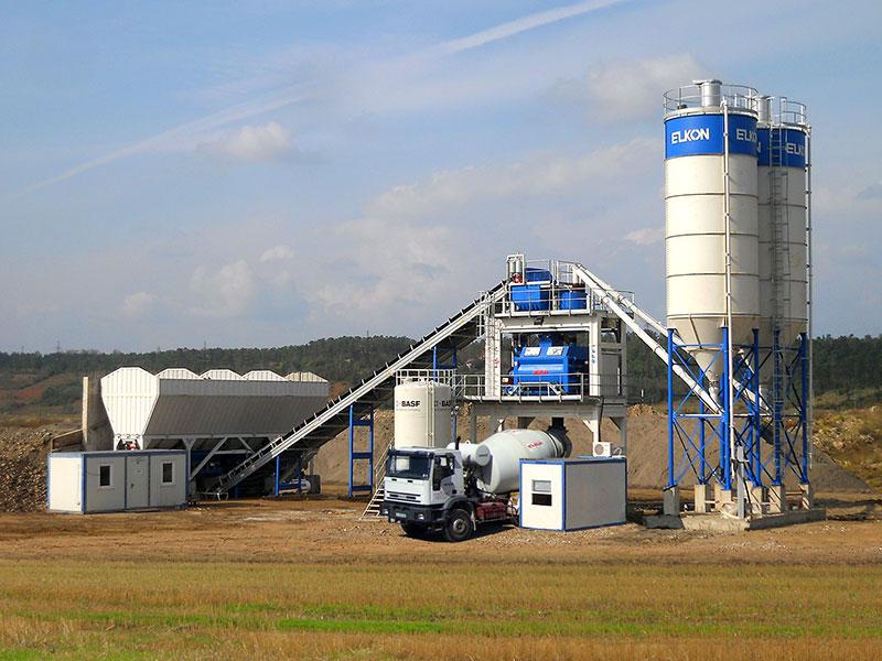 Купить бетон в Марушкино